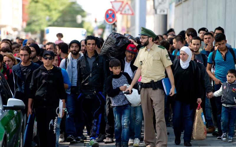 ترحيل 1200 مغربي من أصل 5513 عبروا دول البلقان رفقة السوريين