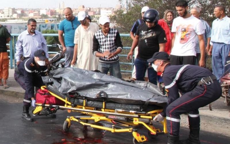 أسابيع دامية بالمدن المغربية: مقتل 232 شخص وجرح 17248 آخرين إصابة 949 منهم بليغة