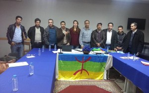 الفيدرالية الوطنية  للجمعيات الامازيغية بالمغرب تلتئم من أجل إقرار مؤسساتي منصف للأمازيغية بالمغرب