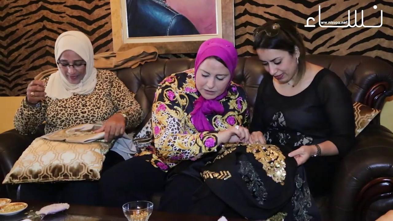 خديجة الحجوجي : تظاهرة قفطان نفس جديد للمصممين من أجل البحث والإبداع