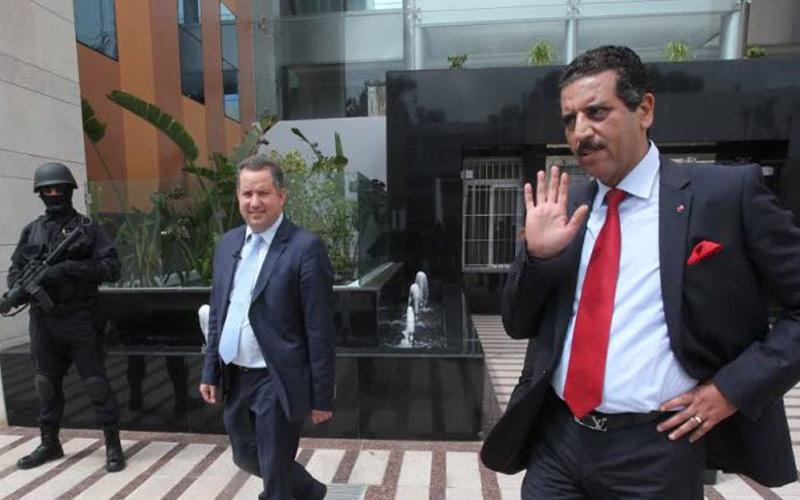 الخيام يدعو الجزائر إلى الإنخراط في التعاون الأمني لمحاربة الإرهاب