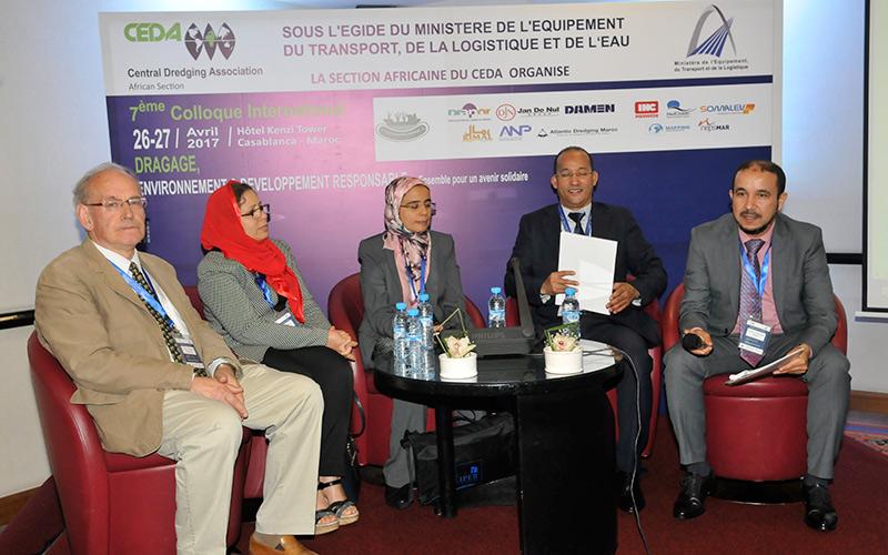 الدار البيضاء: انطلاق الملتقى الدولي السابع حول جرف الموانئ