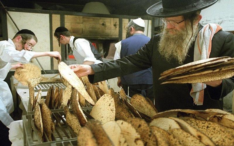 هكذا يحتفل اليهود بعيد الفصح
