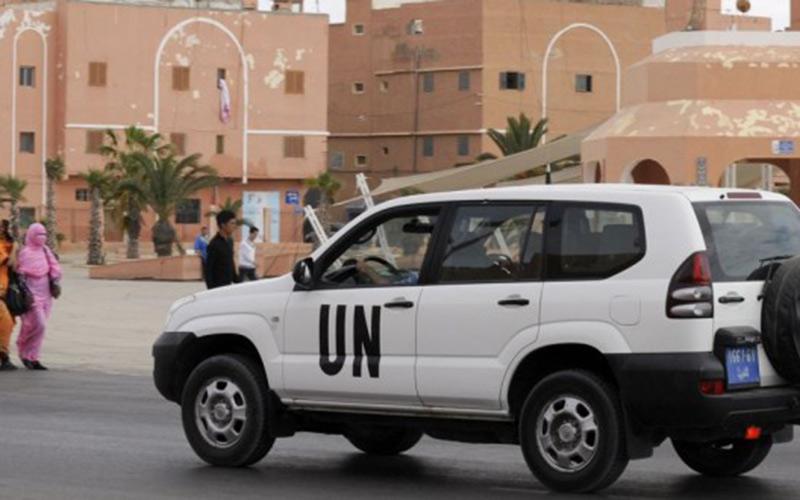 المغرب يسمح بعودة 17 موظفا أمميا تابعين للمينورسو إلى العيون