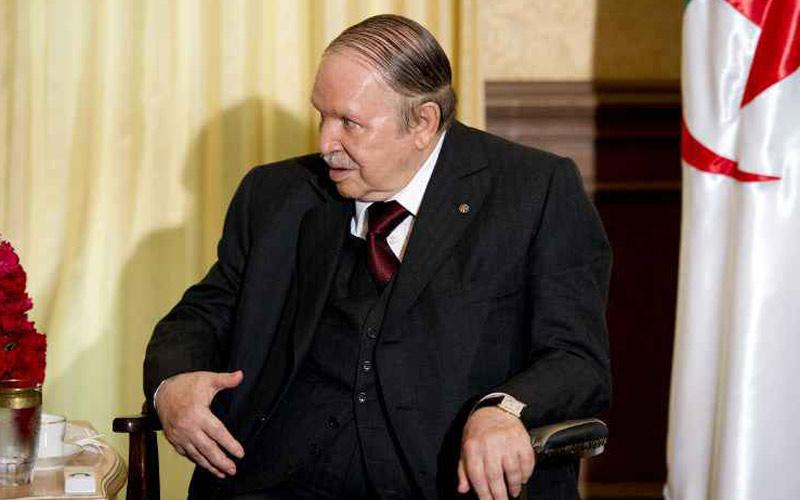"""صحيفة: الرئيس بوتفليقة دخل مرحلة """"الموت السريري"""""""