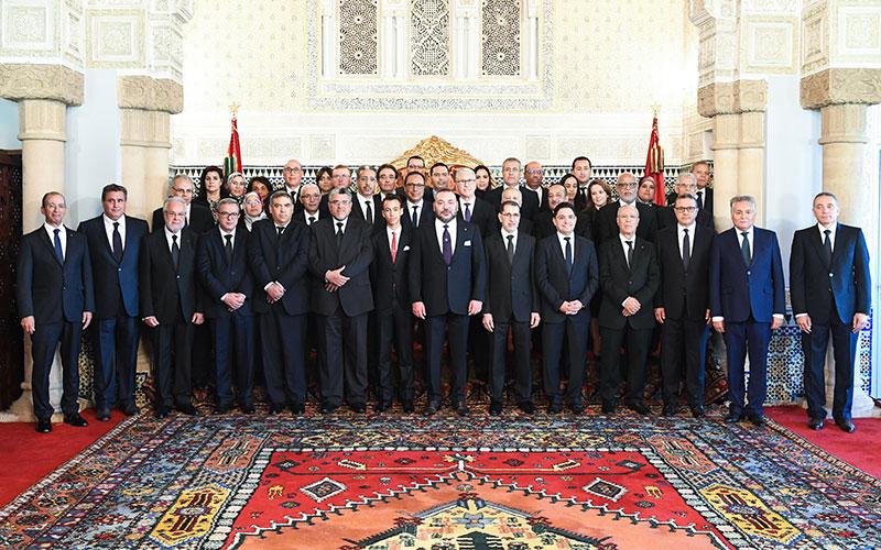 المحكمة الدستورية تحسم وضعية التنافي لـ 11 وزيرا في حكومة العثماني