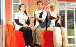 عرض مسرحية الهياتة بالمركب الثقافي ثريا السقاط