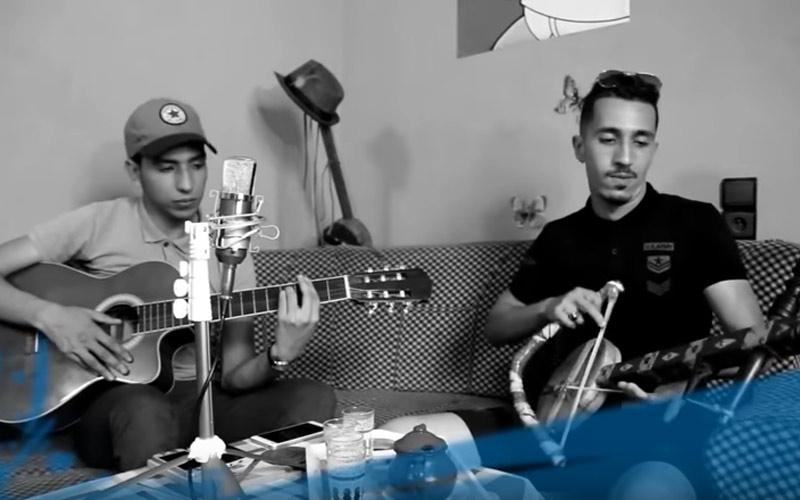 أغنية عالمية بتوزيع أمازيغي