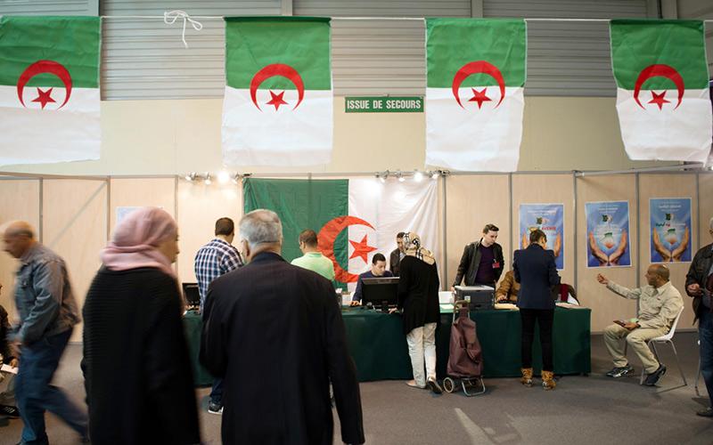 كما كان متوقعا : الاغلبية المطلقة لجبهة التحرير والتجمع الوطني في انتخابات الجزائر