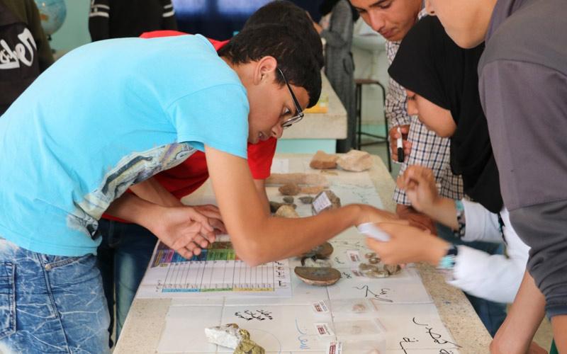 """مبادرة """"أيام العلوم"""" تجوب المؤسسات التعليمية المغربية"""