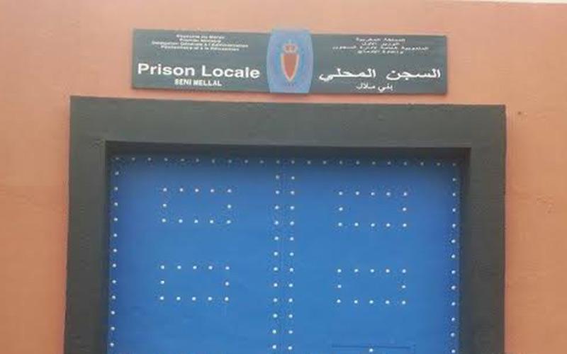 فرار نزيل بالسجن المحلي ببني ملال خلال تواجده بالمستشفى الإقليمي