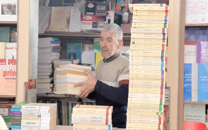الروبيو..أشهر بائع الصحف..المهنة التي علمته أبجديات القراءة