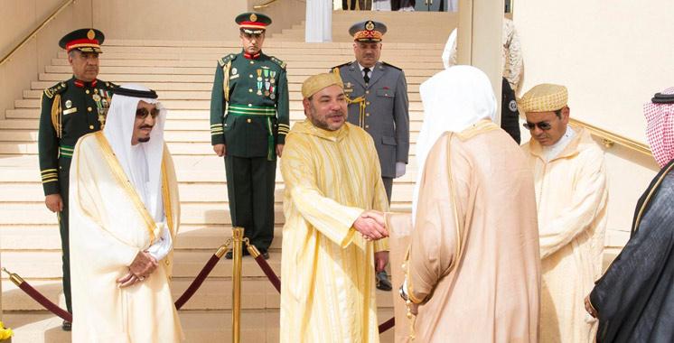 هل يلبي الملك دعوة الملك سلمان لحضور القمة العربية الإسلامية الأمريكية؟