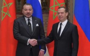 رئيس الوزراء الروسي ديميتري ميدفديف يزور المغرب في أكتوبر المقبل