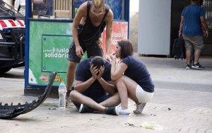 ثلاثة مغاربة ضمن جرحى الاعتداء الذي استهدف أمس برشلونة