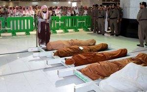 السعودية تعلن وفاة 54 حاجا من أصل 728 ألفا توافدوا إلى البلاد