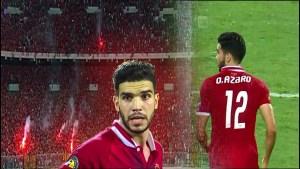 شاهد تألق ازارو في مباراة الأهلي ضد الترجي التونسي