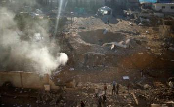 غارات جوية إسرائيلية على قطاع غزة تودي بحياة فلسطينيين