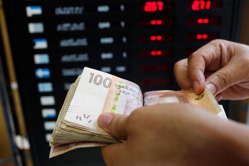بنك المغرب: لا مناقصة في سوق الصرف، والدرهم يرتفع مقابل الأورو