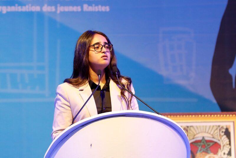 لمغور: 'الأحرار' وضع الثقة في الشباب وبرنامج الحزب واقعي وقابل للتنفيذ