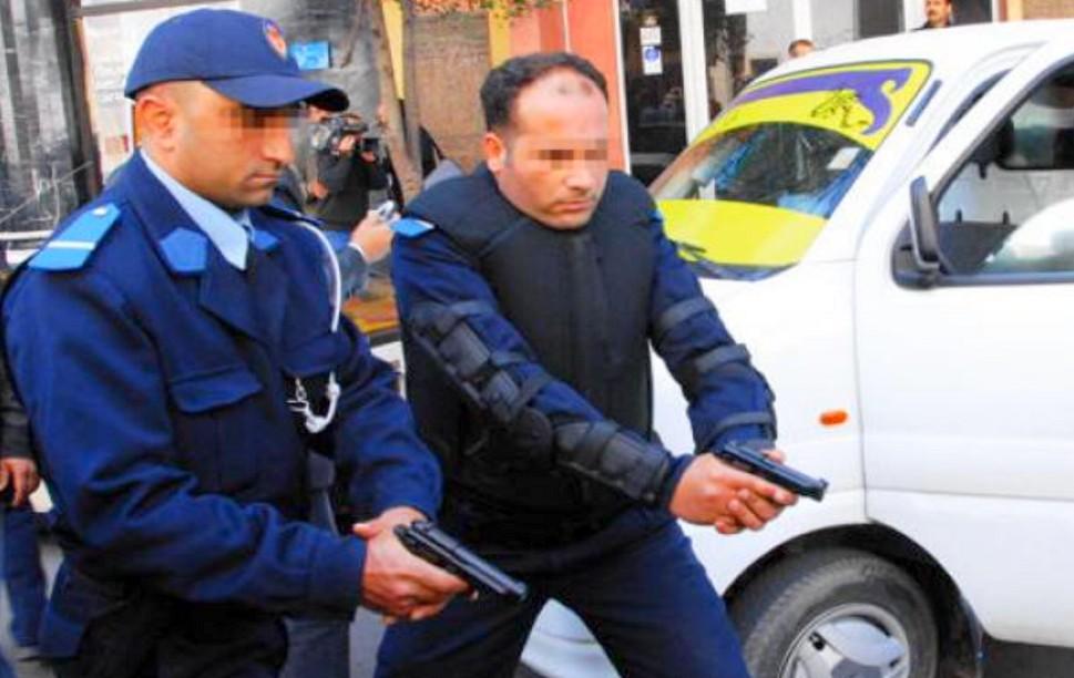 الرصاص يُلعلع في سماء المحمدية. توقيف 'شفُار' مُسلح هدّد شخصين لسرقة هاتفيهما