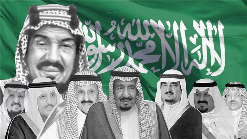 هؤلاء رموز شجرة «العائلة المالكة» السعودية، التي خرجت من رحم آل سعود