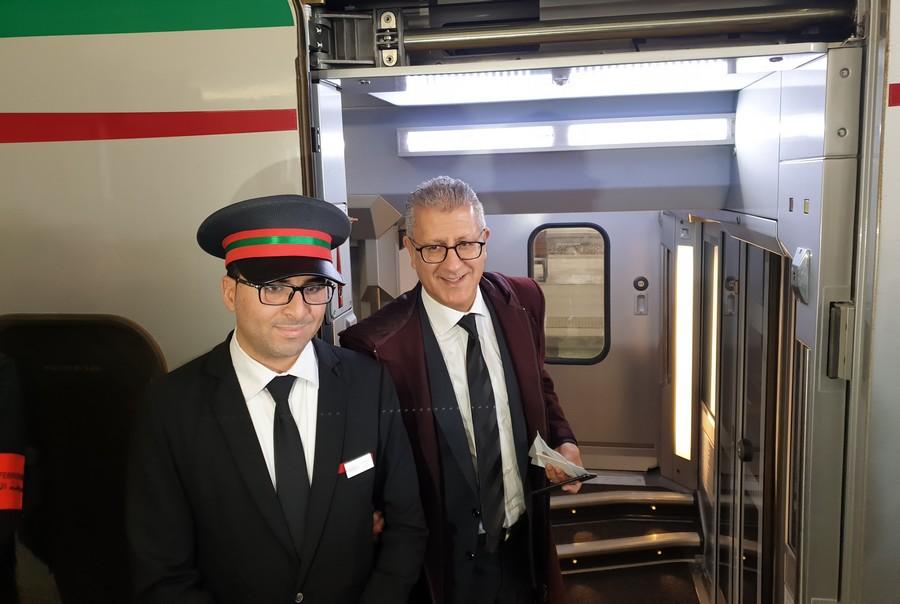 انتخاب المدير العام لـONCF نائبا لرئيس الاتحاد الدولي للسكك الحديدية