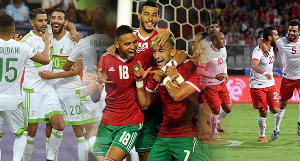المنتخبات المغاربية تحجز رسميا بطاقة العبور لـ'كان 2019′