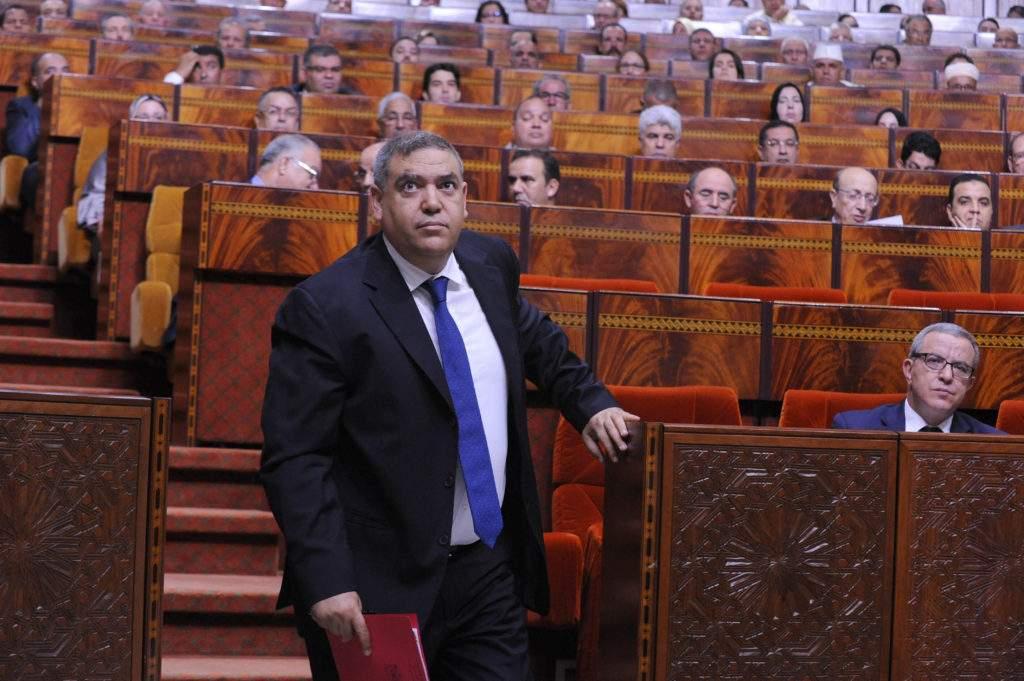 جريمة إمليل الإرهابية تَجُر وزير الداخلية إلى قبة البرلمان