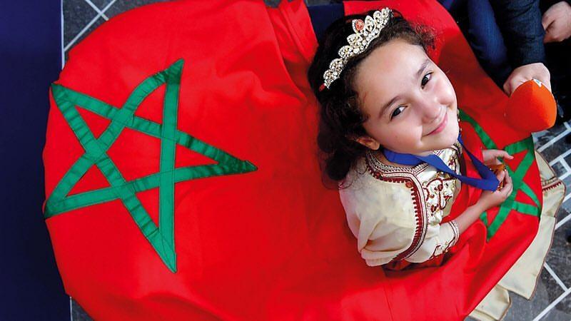مريم أمجون قدوة التلاميذ اللامعة.. تُتوج كسفيرة للقراءة بجهة فاس مكناس