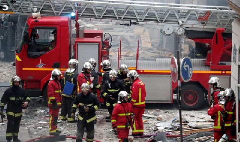 إصابة 3 أشخاص.. انفجارات للغاز تهز جامعة ليون جنوب شرق فرنسا