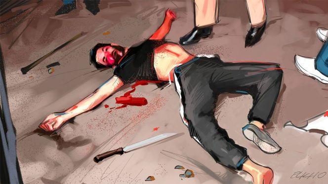 على طريقة 'مافيا الشوارع'.. مقتل طالب دكتوراه على يد عصابة مسلحة بطنجة