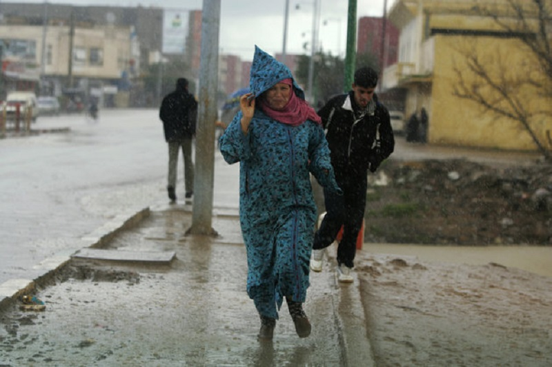 نشرة خاصة | ثلوج وأمطار رعدية قوية من الجمعة إلى الأحد بعدد من أقاليم المملكة