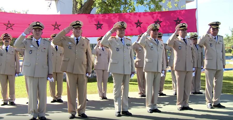 أوسمة ورسالة ملكية.. عناصر الدرك والبحرية يحتفلون بذكرىالقوات المسلحة الملكية