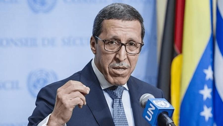 هلال: معايير الحق في تقرير المصير لا تنطبق مطلقاً على الصحراء المغربية