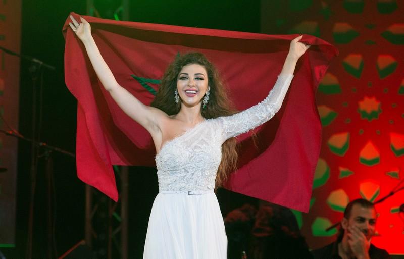 موازين.. مريام فارس تُعدّ لأغنية مغربية من برلين بإيقاعات ريفية