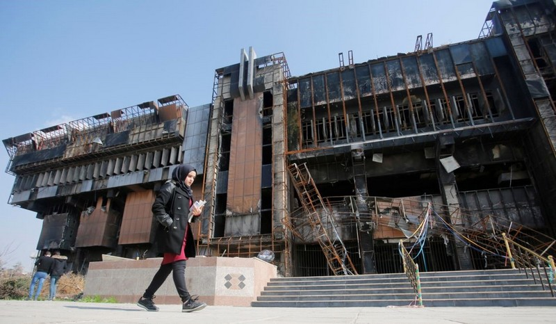 دمّرها داعش.. المغرب يقدم هبة لإعمار جامعة الموصل العريقة بالعراق