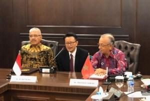 إندونيسيا معجبة بتجربة القضاء المغربي. فارس: السلطة القضائية مستقلة