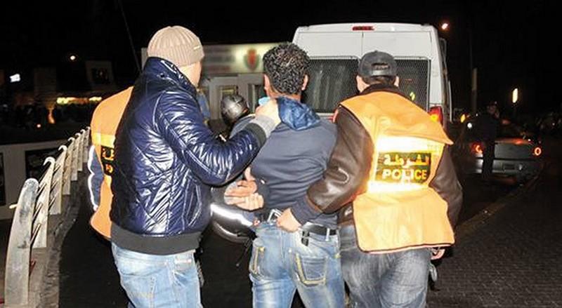 اغتصبها فوق السطح تحت تهديد 'جنوية' ببني ملال.. الأمن يعتقل 'الوحش'