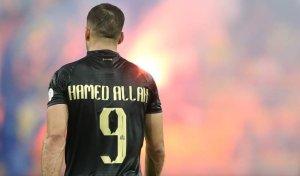 جدل جديد في السعودية بشأن مستقبل عبد الرزاق حمد الله مع نادي النصر