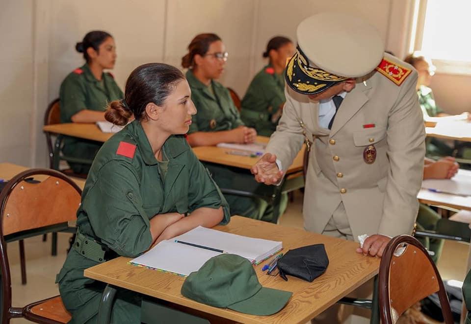 بالصور.. أفواج المجندين يفتتحون أول موسم من الخدمة العسكرية