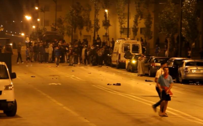 رسميا | حصيلة فوضى عاشوراء 'الكحلة': اعتقال 157 متهورا.. وإصابات الأمن تبلغ 28 رجلاً