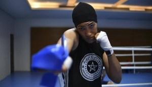 بالفيديو.. هكذا رفعت خديجة المرضي راية المغرب عالميا في الملاكمة