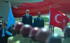 أردوغان يدغدغ القارة السمراء: الغرب لا يريد لإفريقيا أن تنهض وتنعم بالسلام