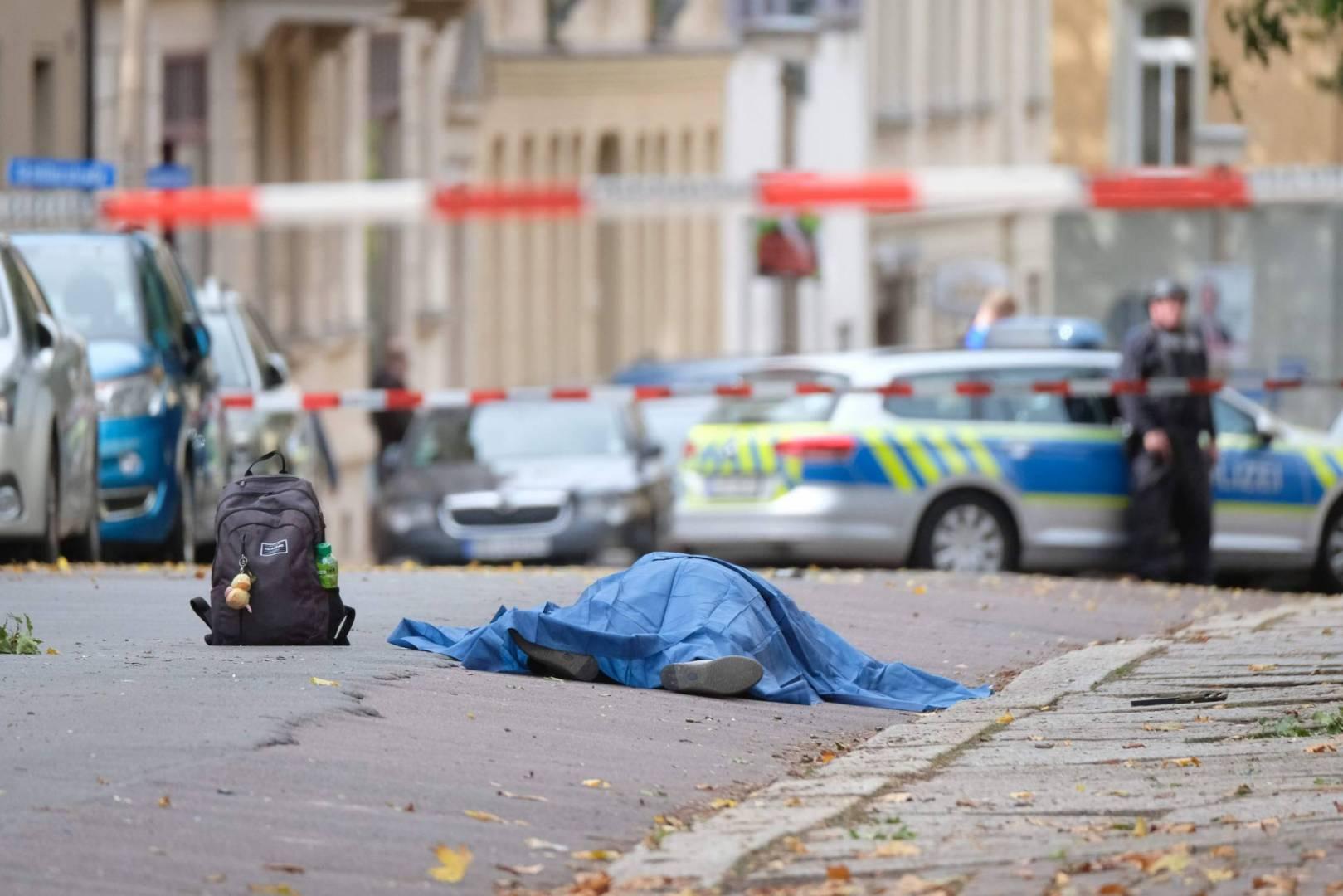 قتيلان في إطلاق نار بأحد شوارع مدينة هاله الألمانية