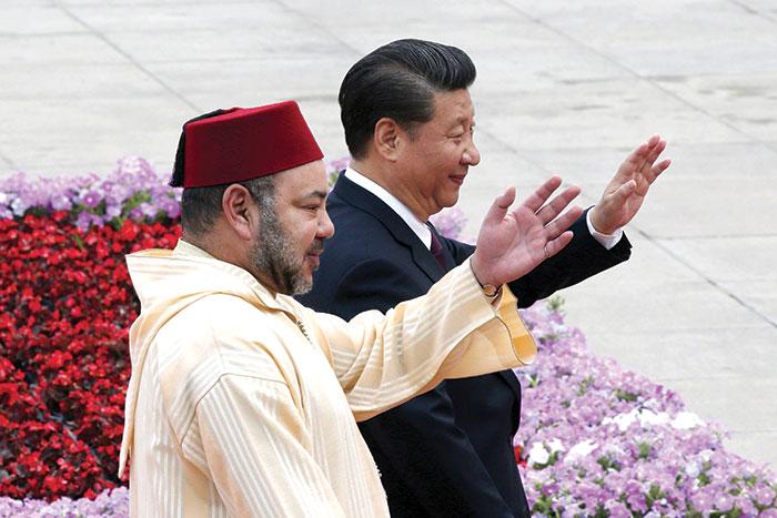 مسؤول صيني: على الرباط وبكين تقوية مبادلاتهما بعد نهاية كورونا