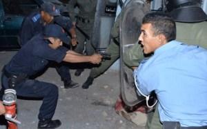 يوم الرصاص. بعد البيضاء، إطلاق النار على شخص هدّد حياة المواطنين بـ'سيف'