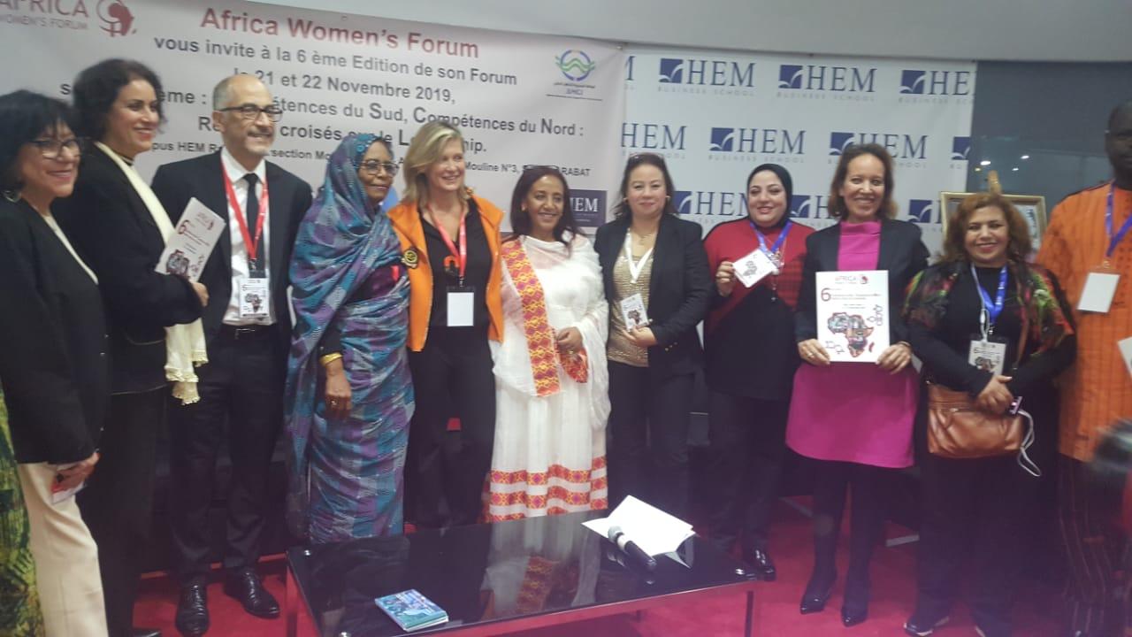 نساء يطالبن بتحديث البنيات التحتية وتكسير الصور النمطية عن المرأة الافريقية