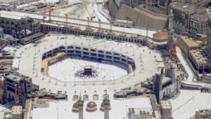 عاجل.. السعودية تقرر إخلاء البيت الحرام والمسجد النبوي بسبب زحف كورونا