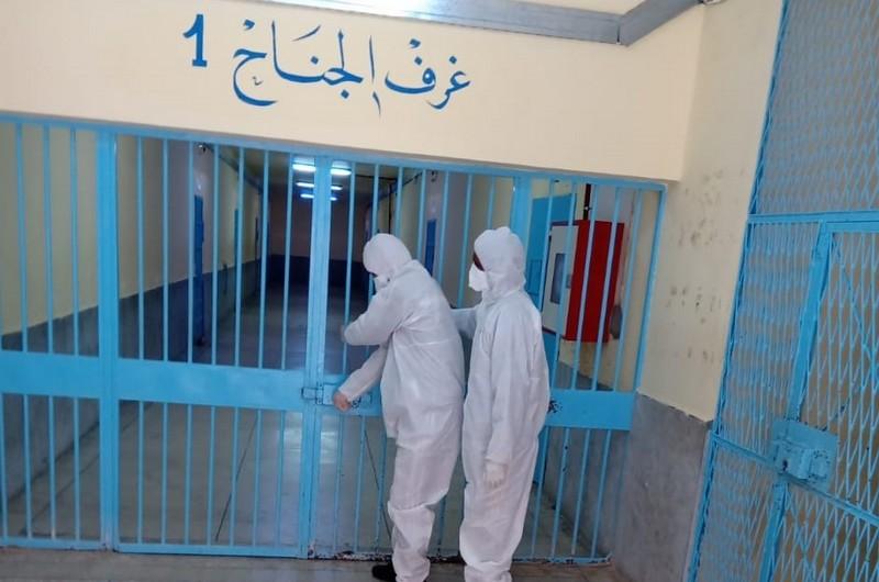 السجون: هذه حقيقة دخول معتقل بتهم الارهاب في إضراب عن الطعام بسجن تولال